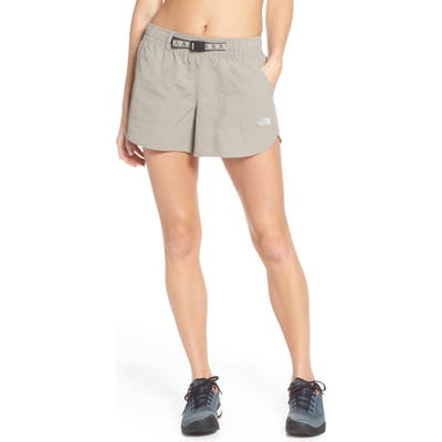 The North Face Class V 2.0 Hiking Shorts, Grey