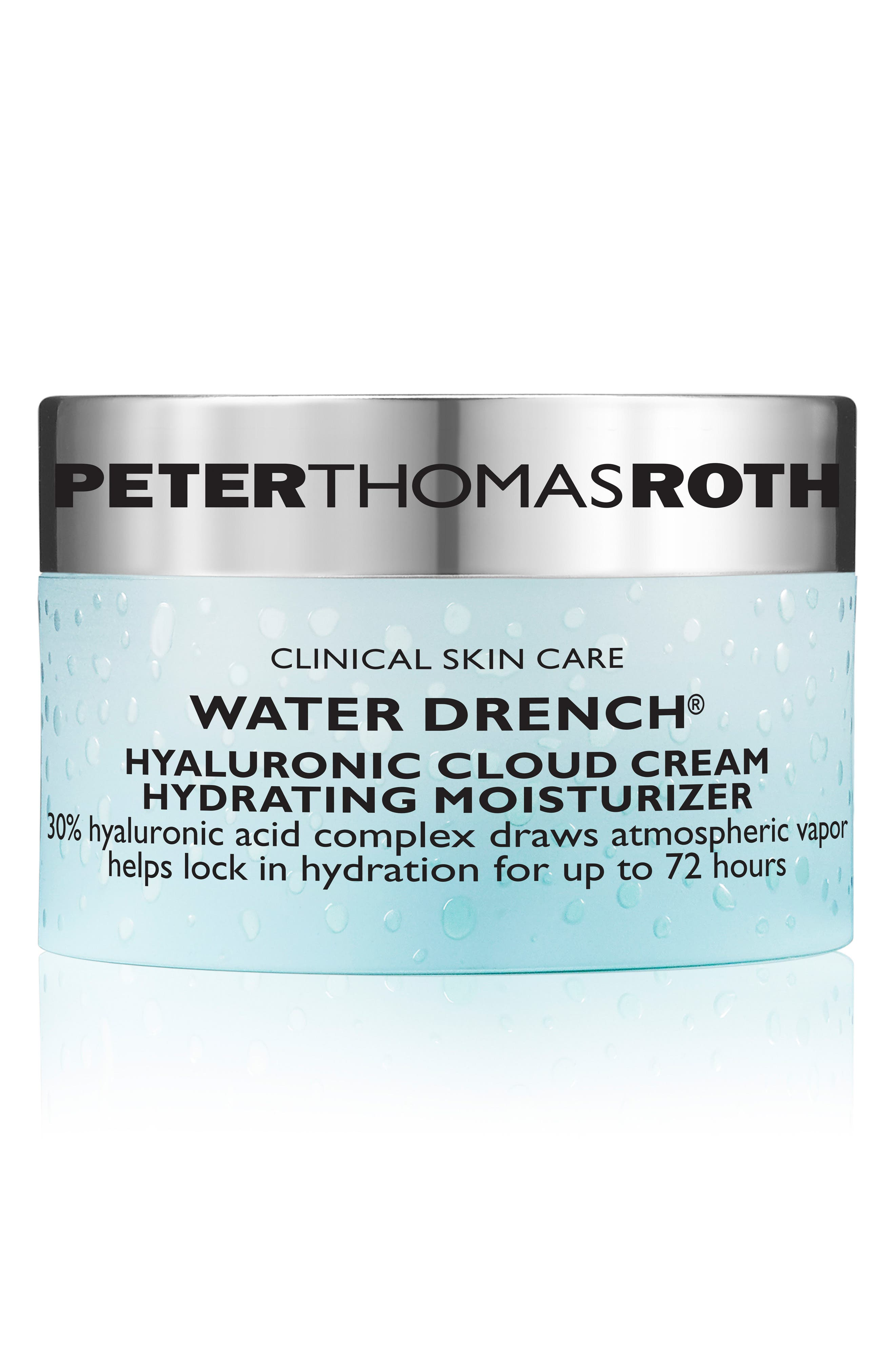 Water Drench Hyaluronic Acid Cloud Cream Hydrating Moisturizer | Nordstrom
