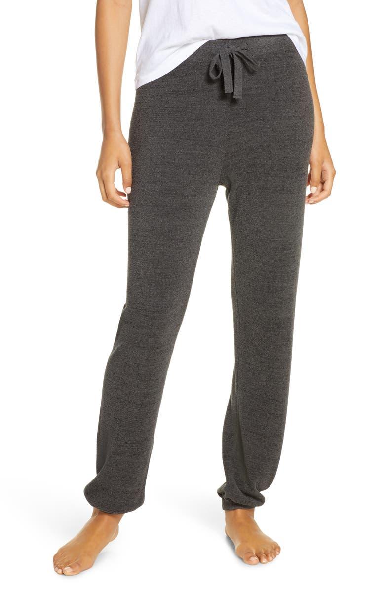 BAREFOOT DREAMS<SUP>®</SUP> CozyChic<sup>™</sup> Ultra Lite Jogger Pants, Main, color, CARBON