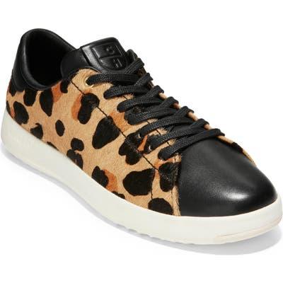 Cole Haan Grandpro Tennis Shoe, Brown