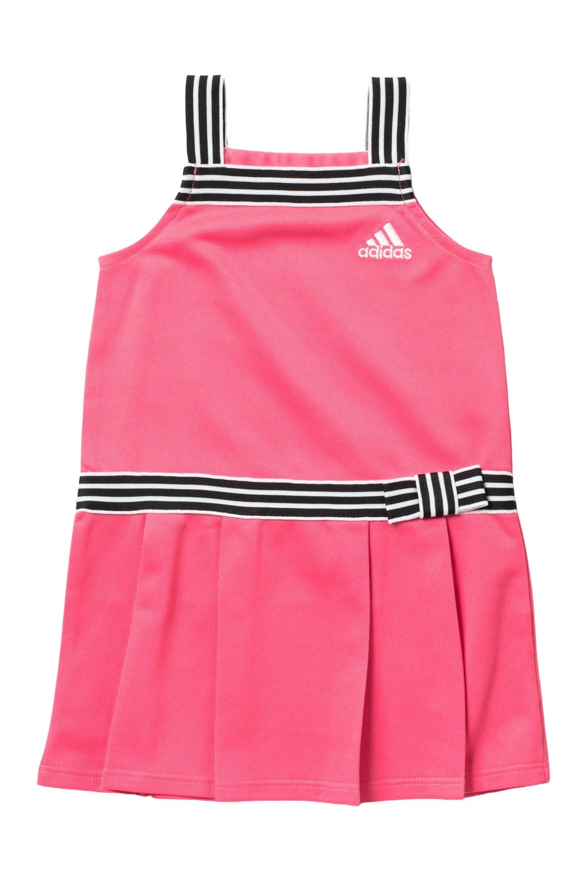 Adidas Sleeveless Dress Toddler Girls Size 3T; 4T