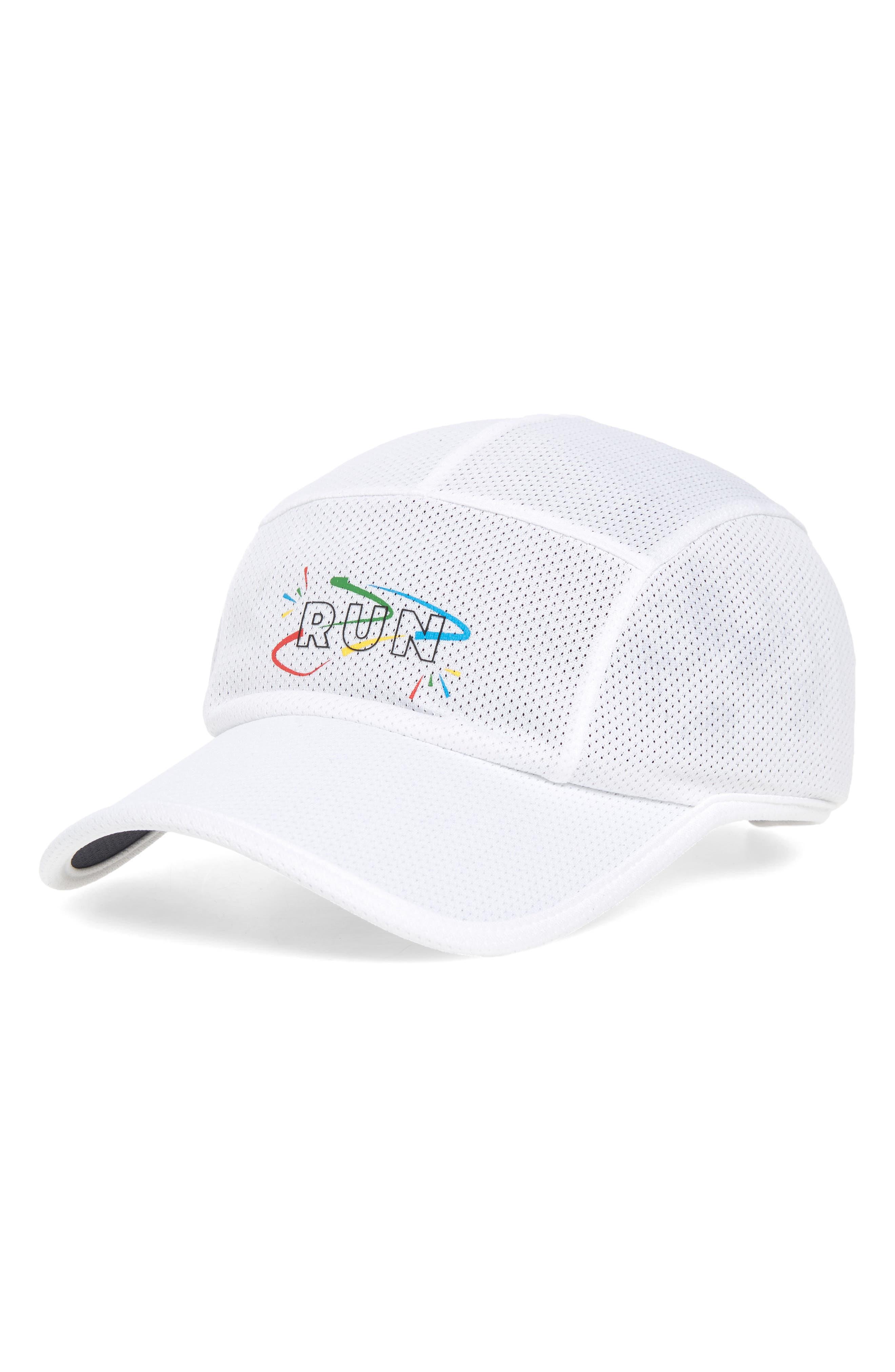 Tempo Performance Running Hat