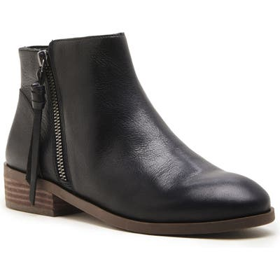 Sole Society Abbott Bootie- Black