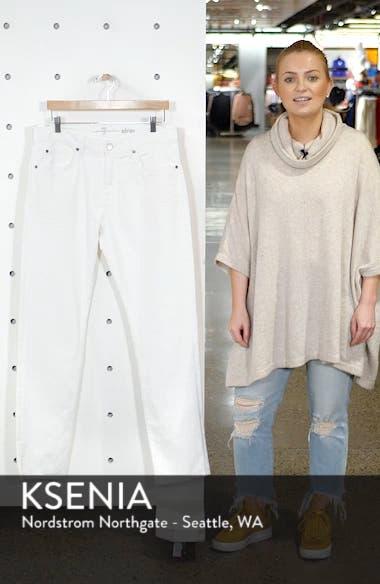 Adrien AirWeft Slim Fit Jeans, sales video thumbnail