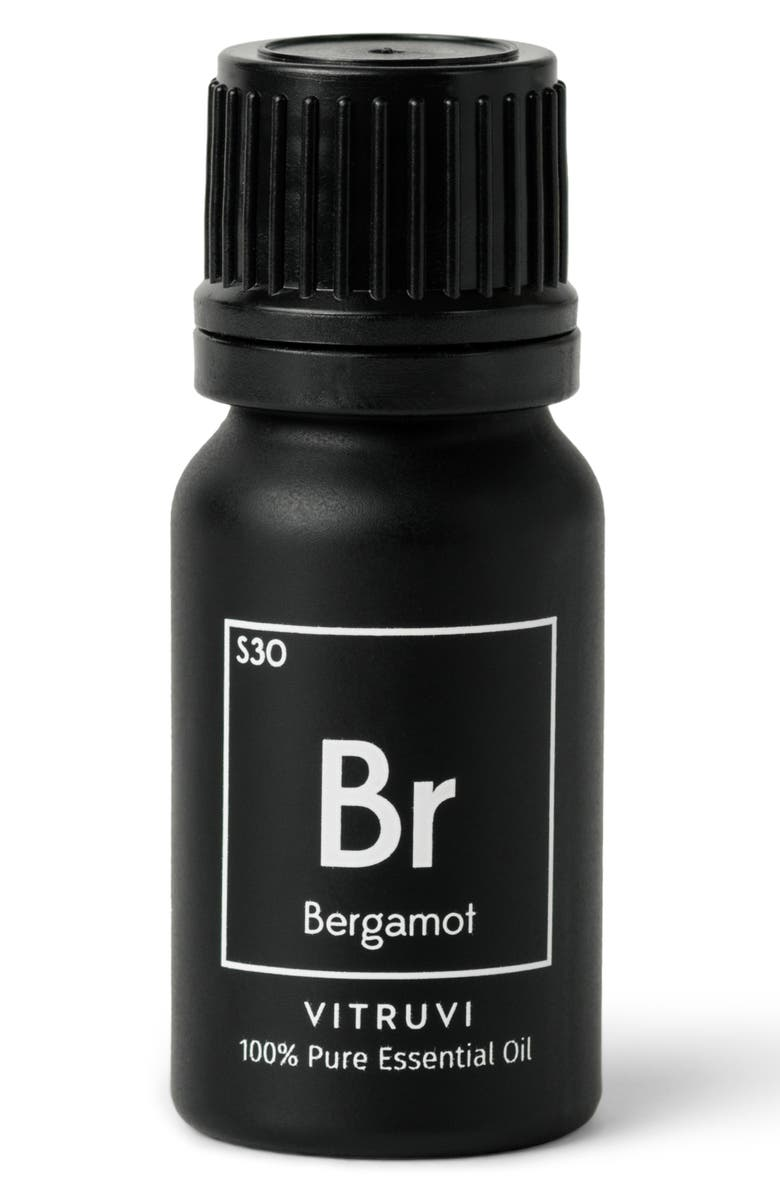VITRUVI Bergamot Essential Oil, Main, color, NONE
