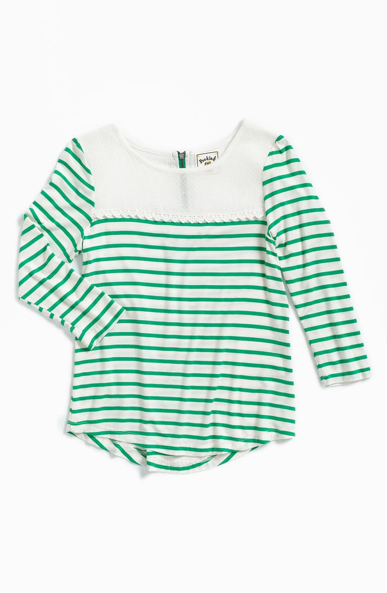 POCKIE K Stripe Tee, Main, color, 300