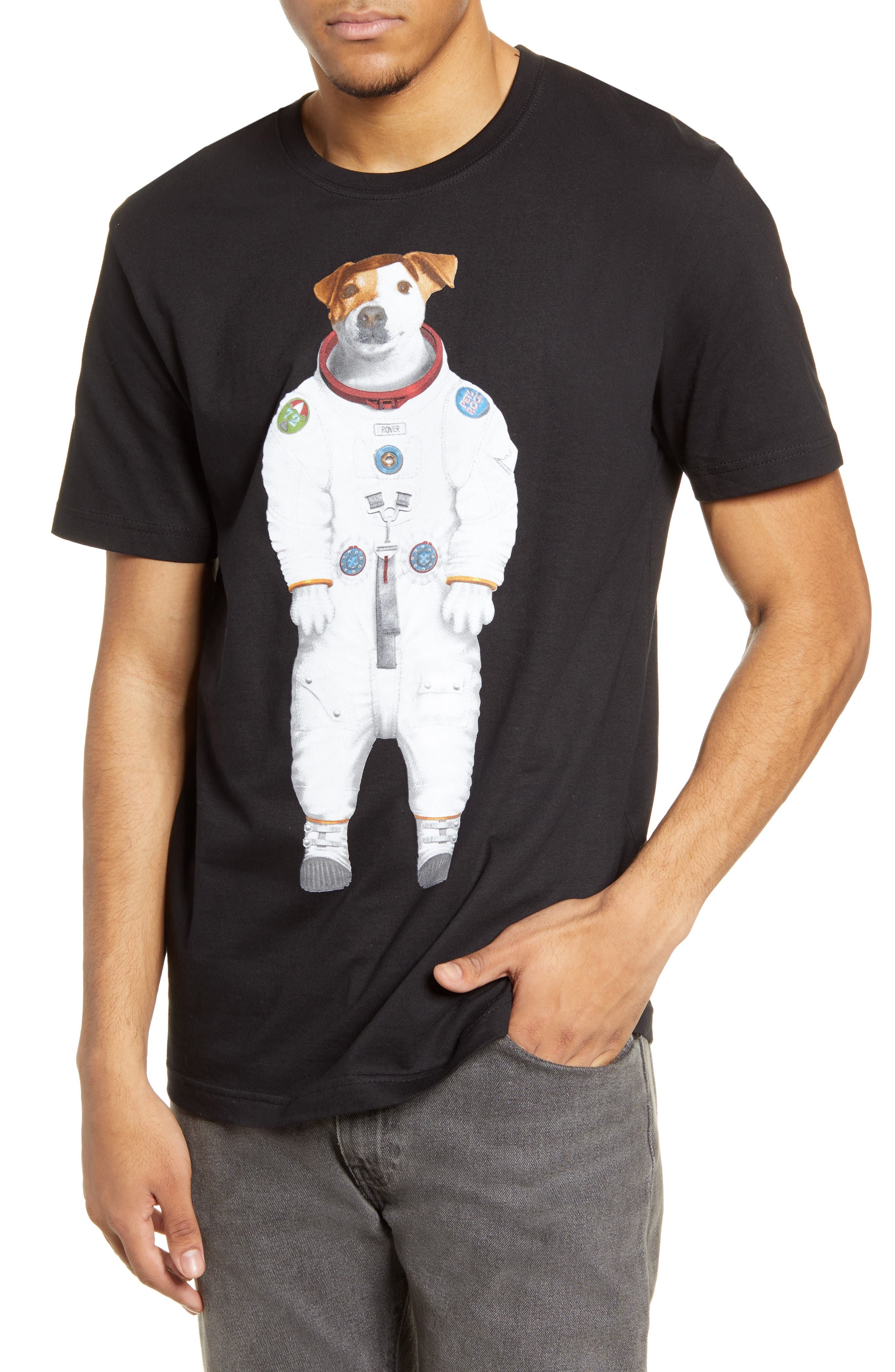 X Pets Rock Rover Graphic Tee