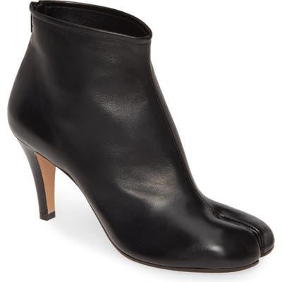 Maison Margiela Tabi Stiletto Ankle Boot, Black