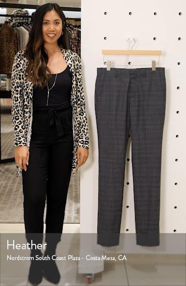 Mayer Wesley Slim Fit Wool Pants, sales video thumbnail