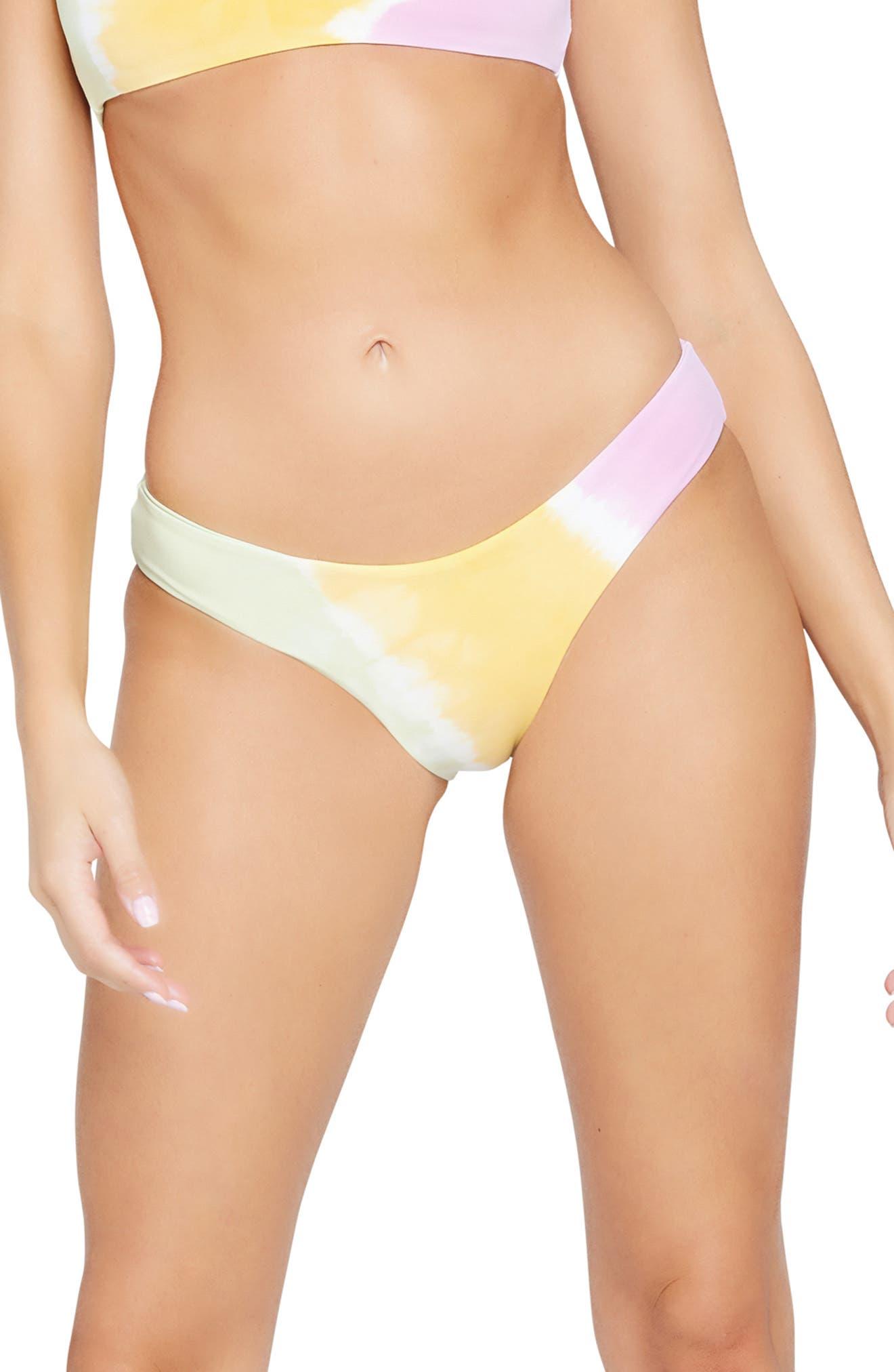 Women's L Space Sandy Tie Dye Bikini Bottoms