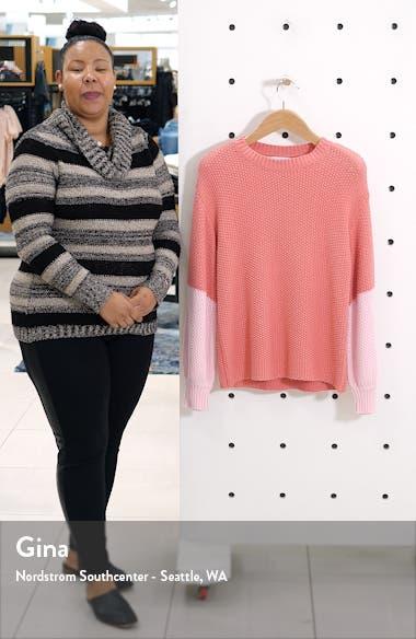 Love Block Swinton Sweater, sales video thumbnail