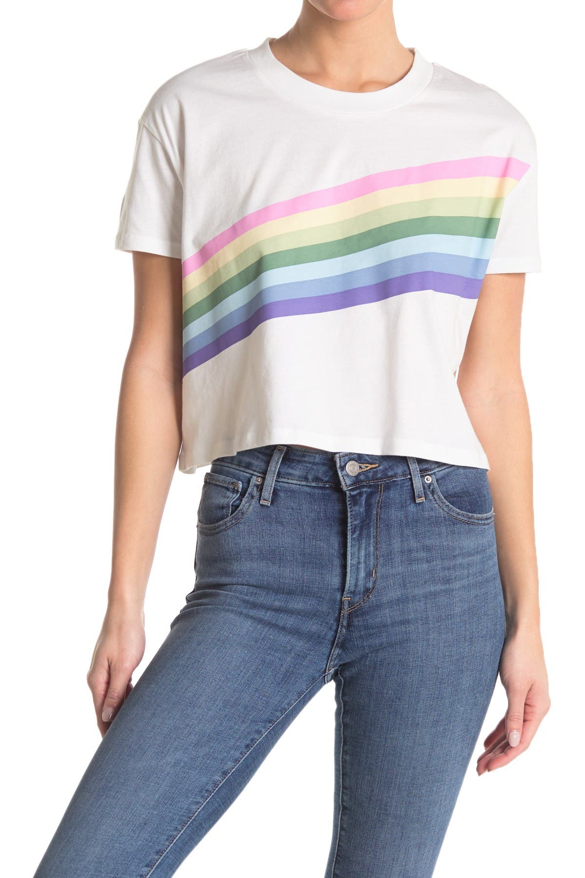 Image of Alternative Headliner Cropped T-Shirt
