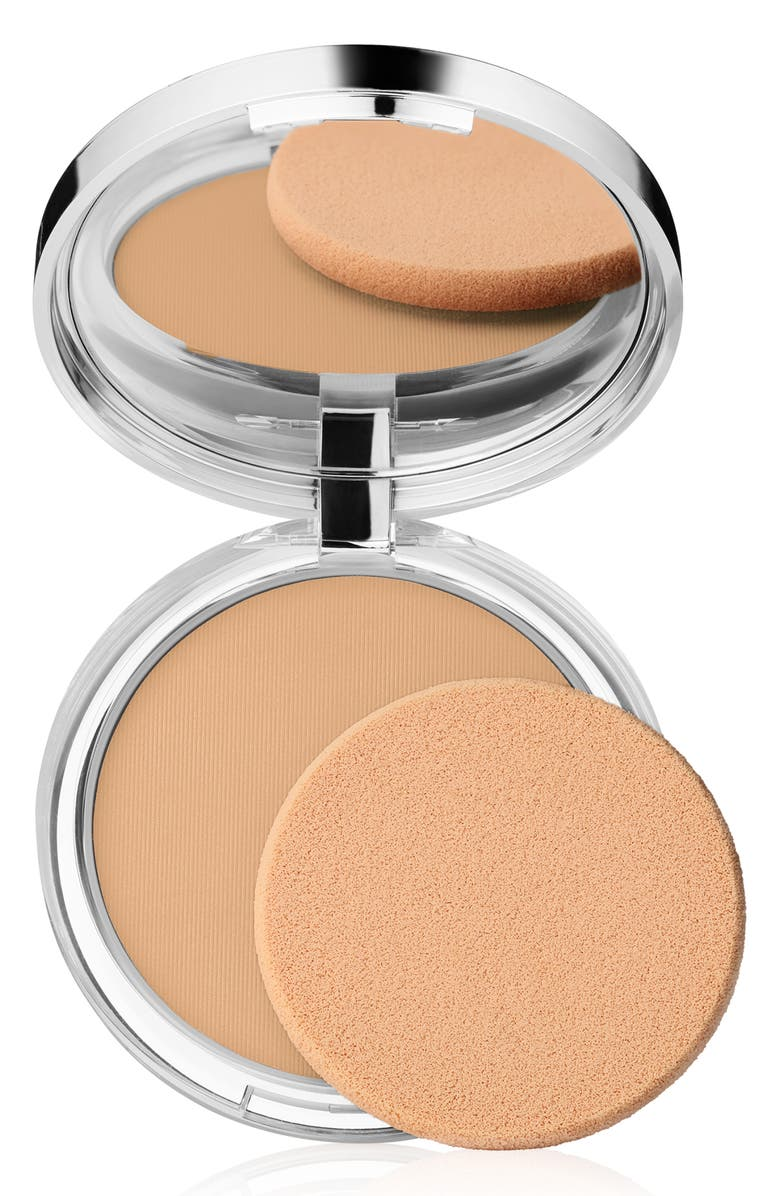 CLINIQUE Superpowder Double Face Makeup Full-Coverage Powder, Main, color, MATTE HONEY