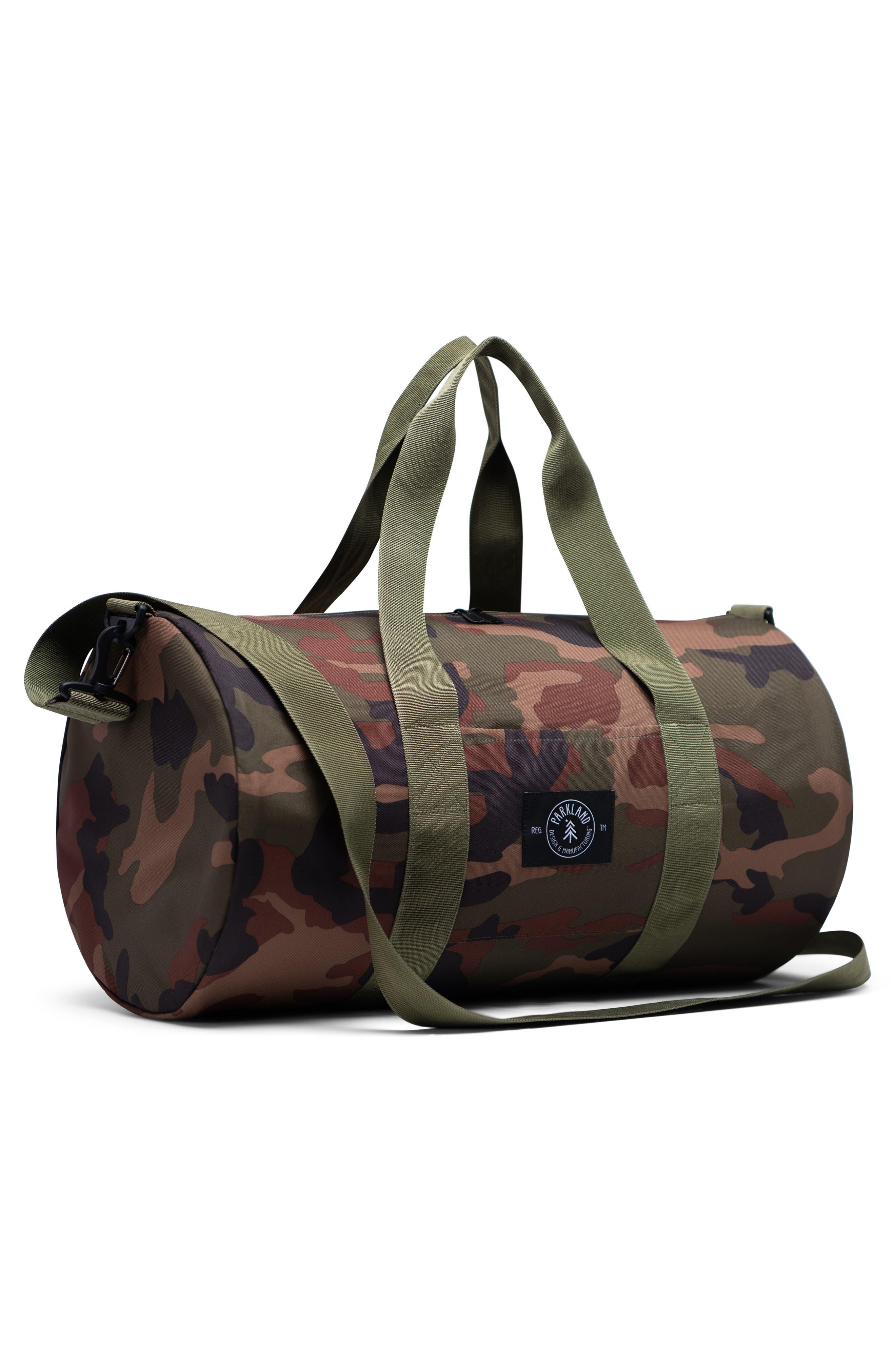,                             The Lookout Large Duffle Bag,                             Alternate thumbnail 2, color,                             CLASSIC CAMO