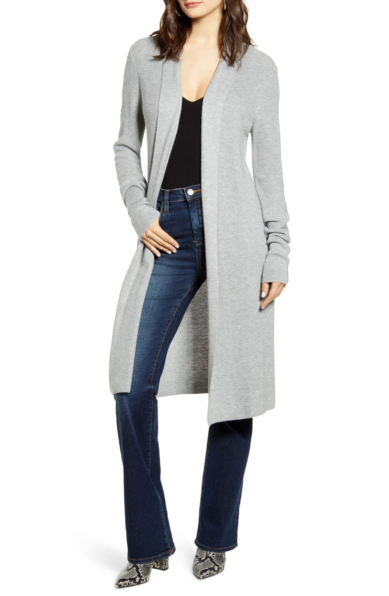 Longline Cardigan by Leith