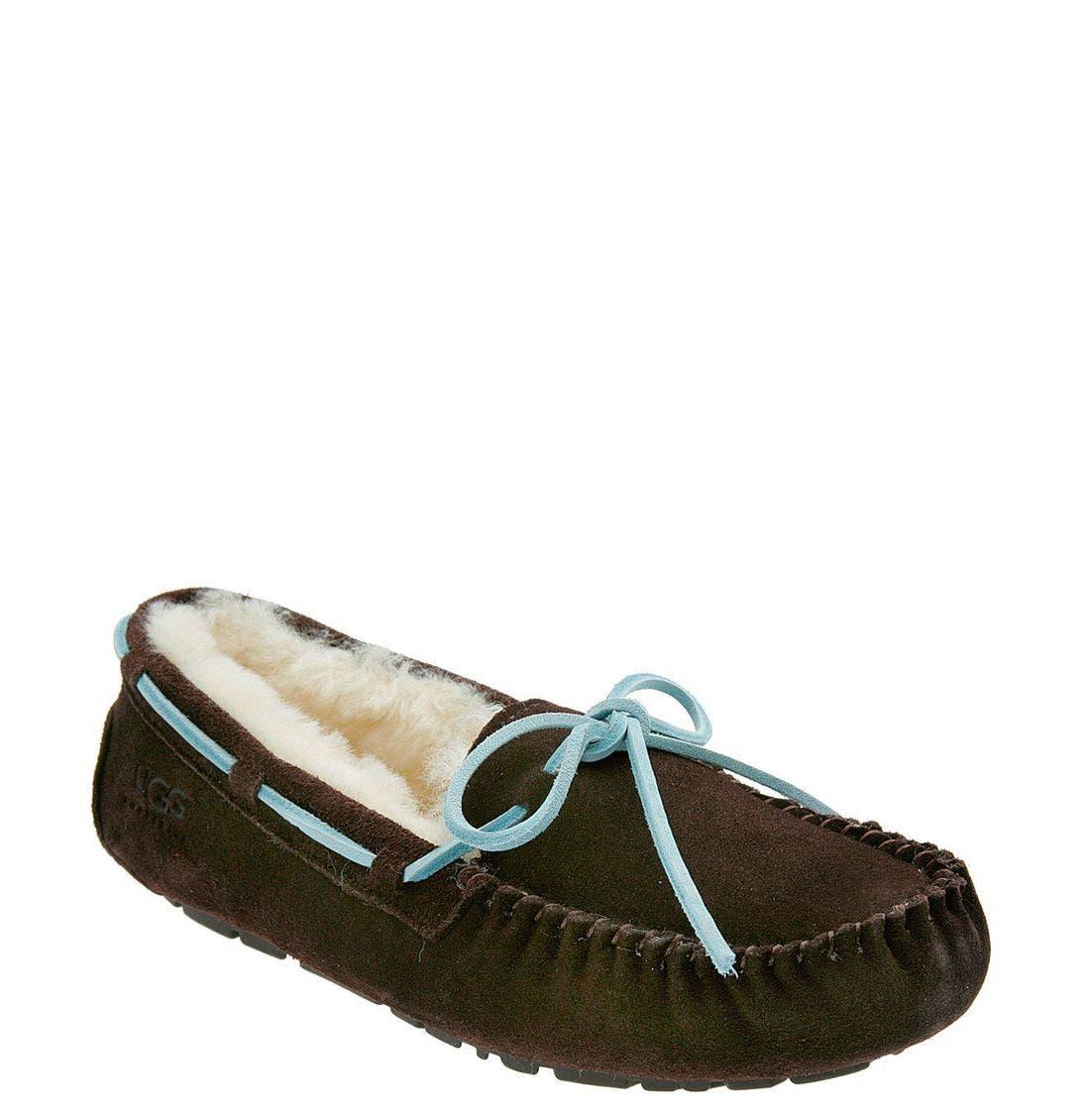 ,                             Dakota Water Resistant Slipper,                             Main thumbnail 299, color,                             COF