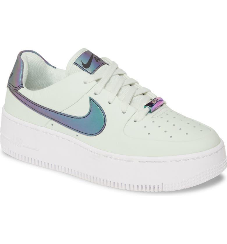 Manto Amargura sensación  Nike Air Force 1 Sage Low LX Sneaker (Women) | Nordstrom