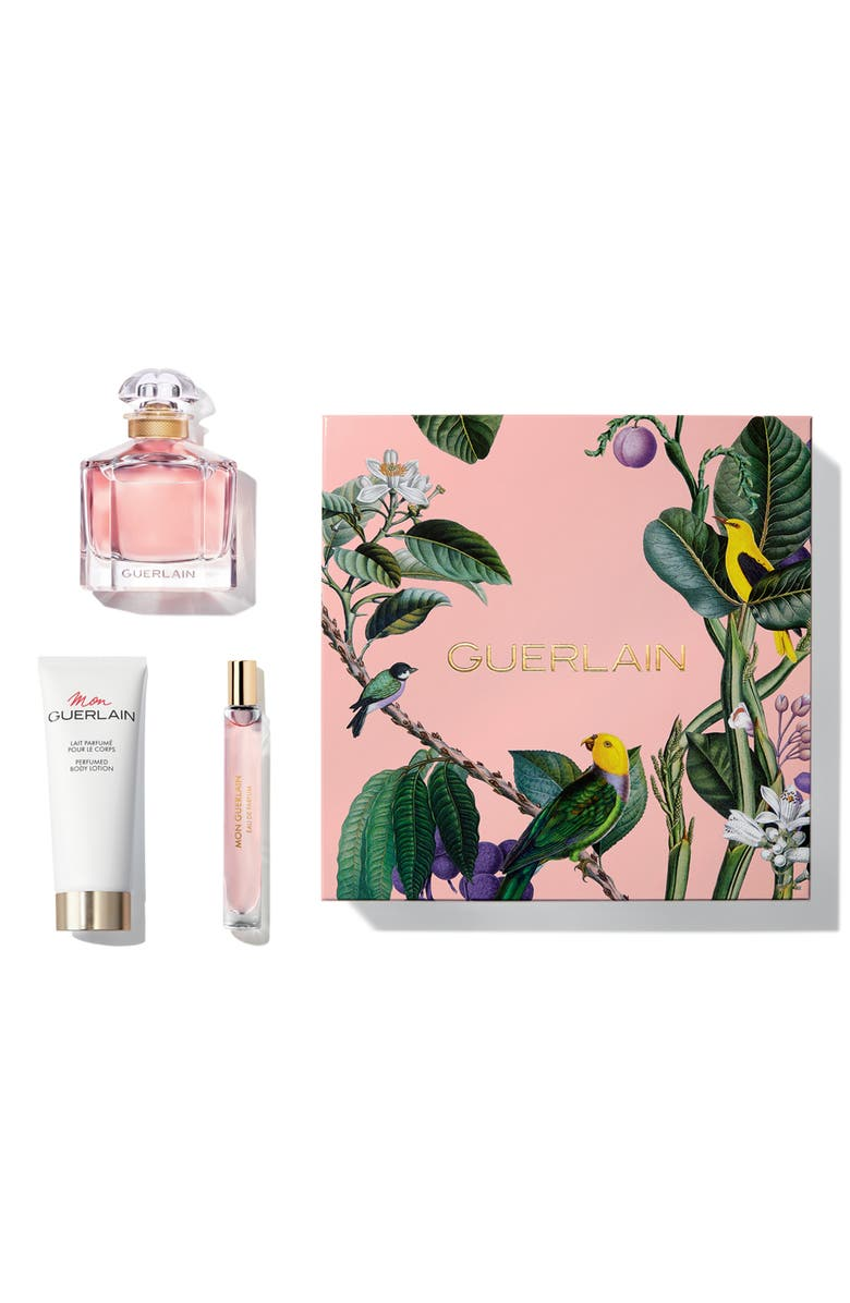 GUERLAIN Mon Guerlain Eau de Parfum Set, Main, color, NO COLOR