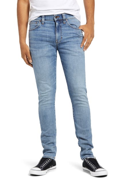 Madewell SKINNY AUTHENTIC FLEX JEANS