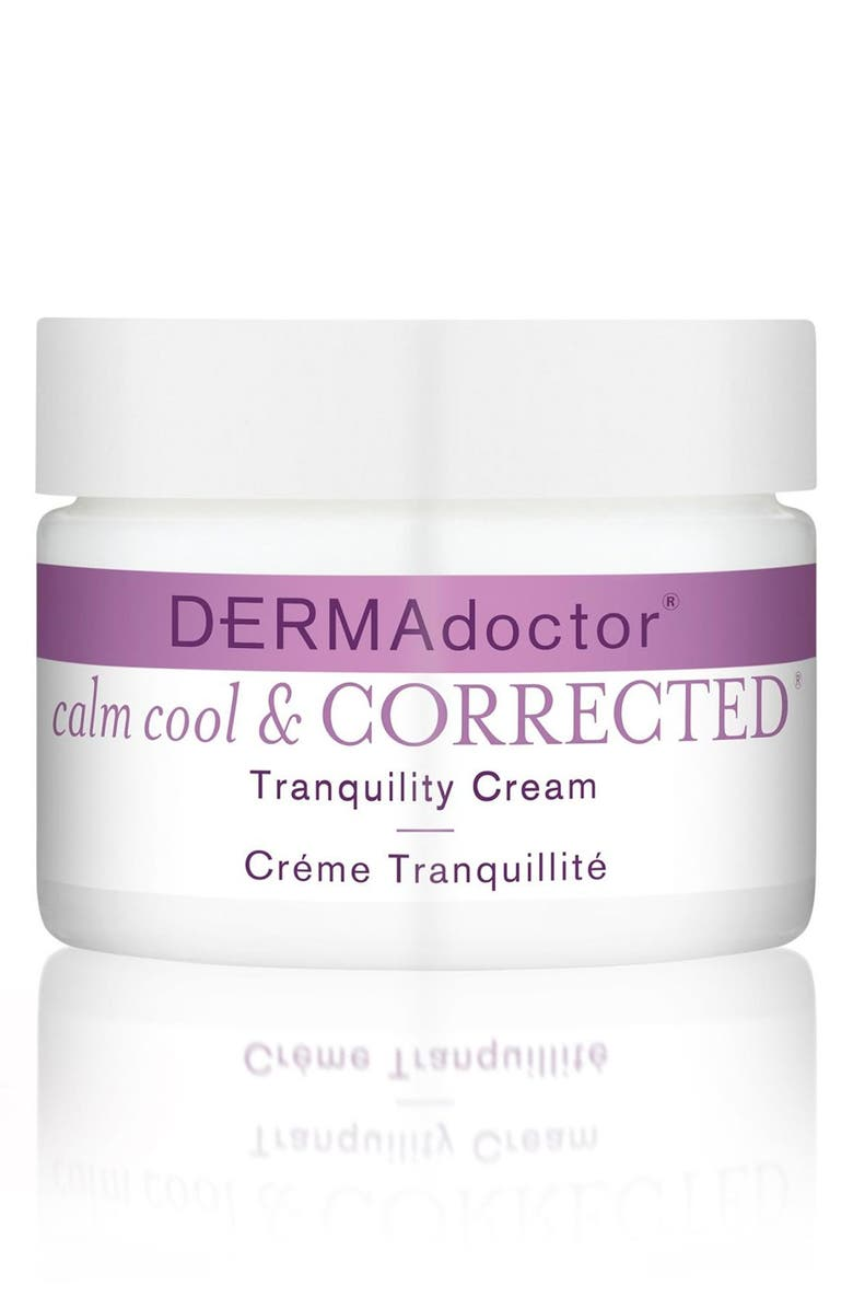 DERMAdoctor Calm Cool CORRECTED Anti Redness Tranquility Cream