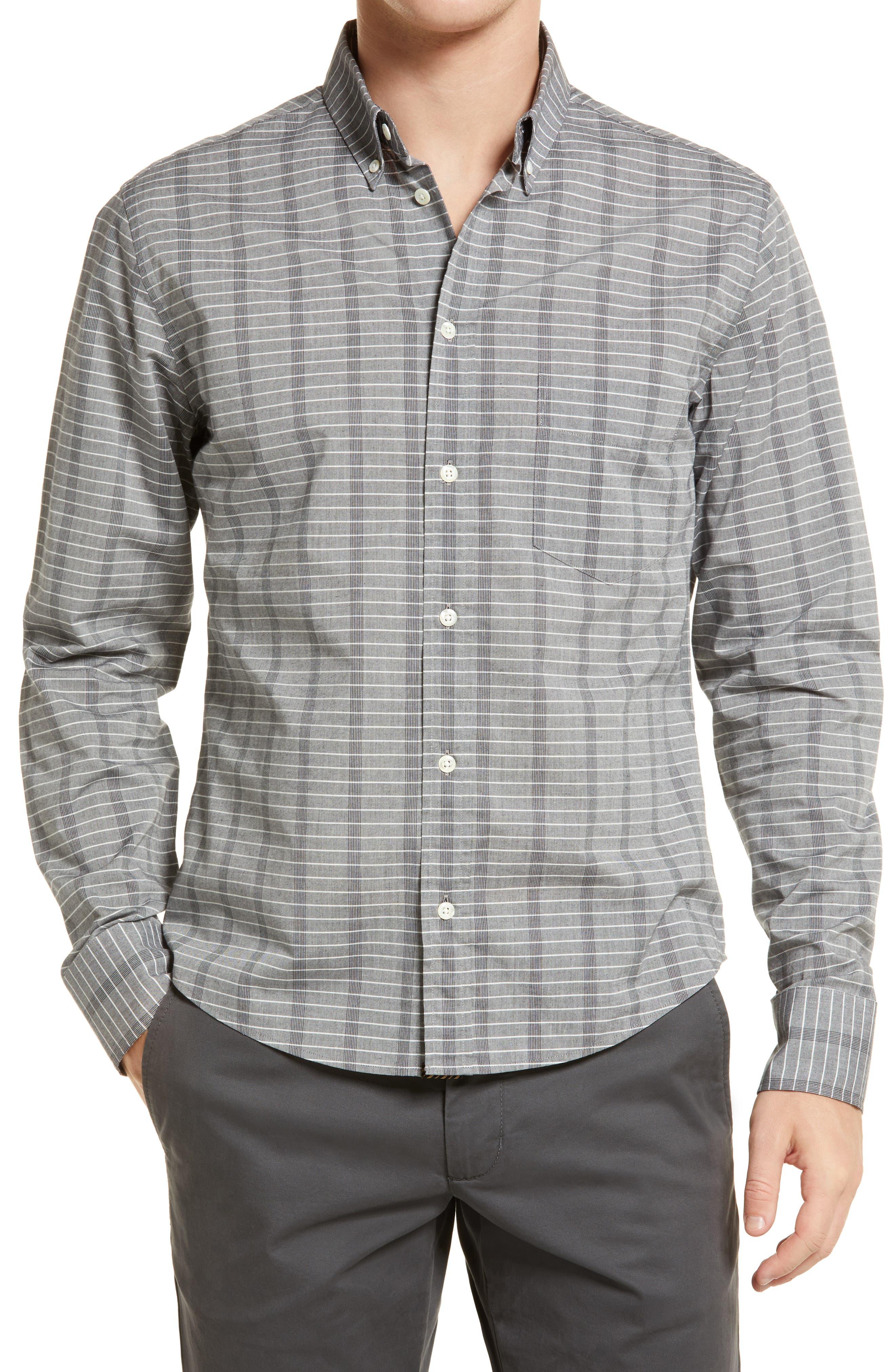Tuscumbia Slim Fit Button-Down Shirt