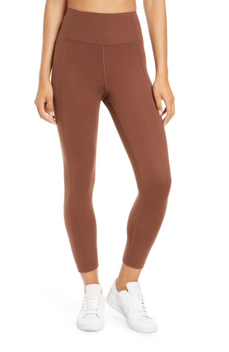 GIRLFRIEND COLLECTIVE High Waist 7/8 Leggings, Main, color, VALLEY