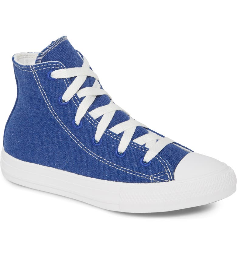 CONVERSE Chuck Taylor<sup>®</sup> All Star<sup>®</sup> Renew High Top Sneaker, Main, color, 430