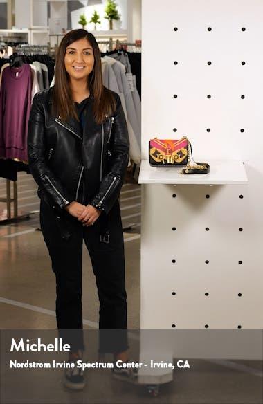 Mini Icon Leather Shoulder Bag, sales video thumbnail