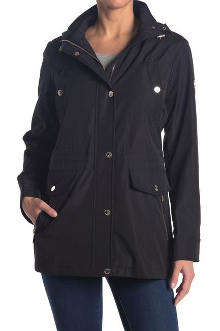 Image of Michael Kors Hooded Anorak Jacket