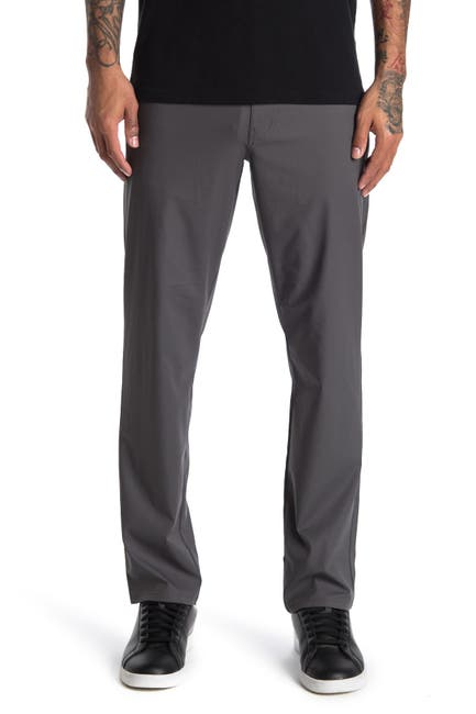 Image of TRAVIS MATHEW Right On Time Straight Pants