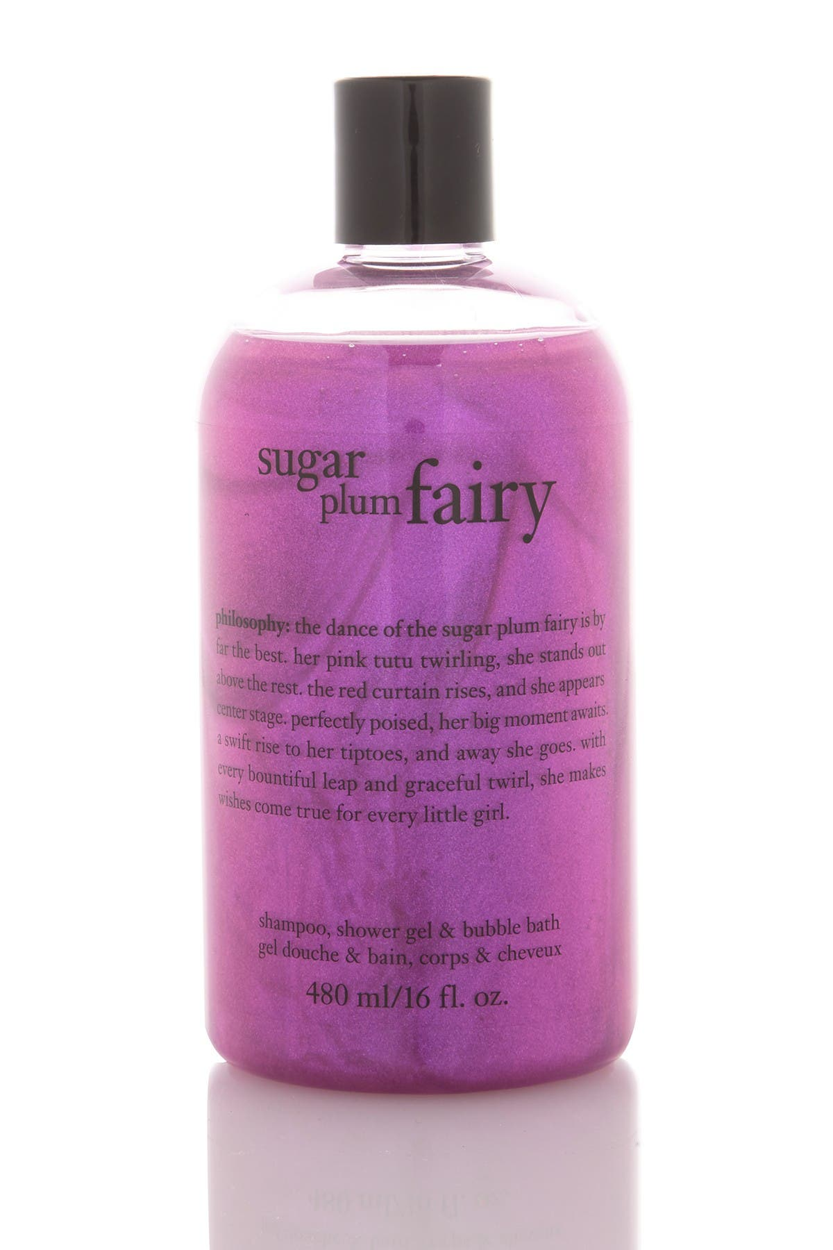 Image of philosophy sugar plum fairy 3-in-1 shower gel - 16 oz.