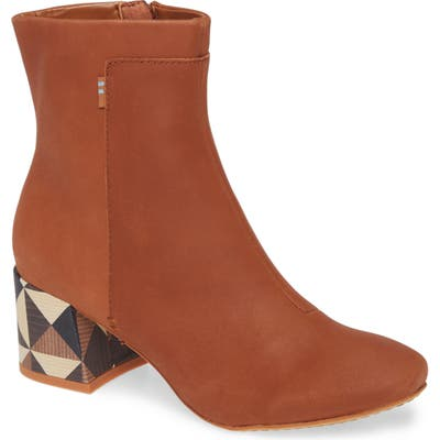 Toms Emmy Bootie, Brown