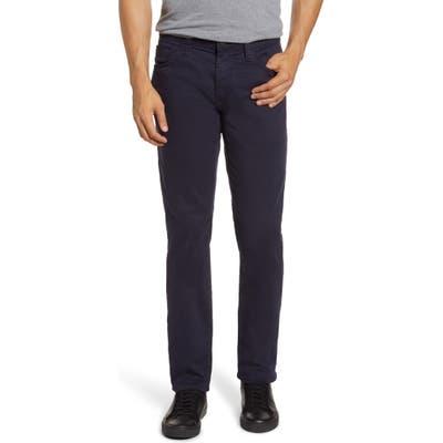 Mavi Jeans Jake Skinny Fit Twill Pants, Blue