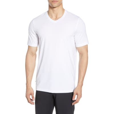 Travismathew Potholder V-Neck T-Shirt, White