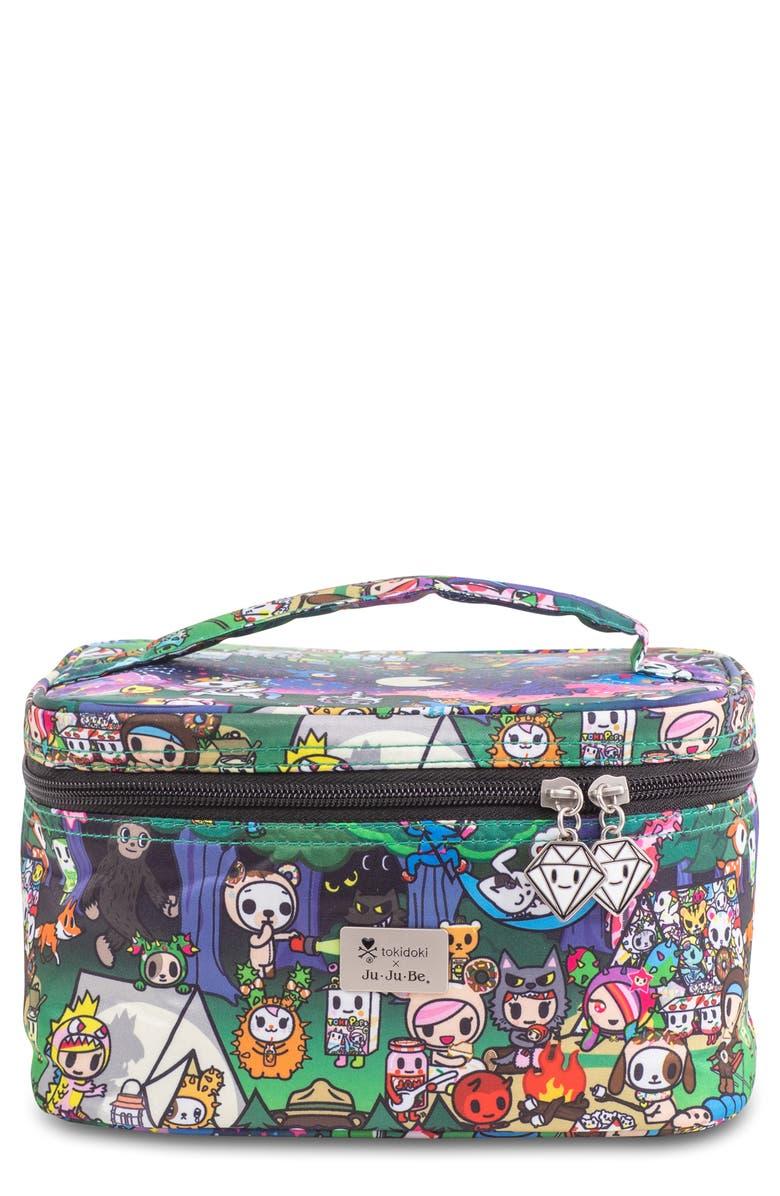JU-JU-BE Rose Be Ready Travel Case, Main, color, 301