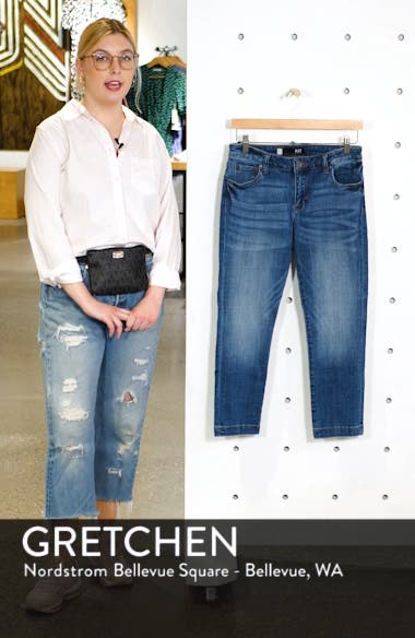 Lauren Crop Jeans, sales video thumbnail