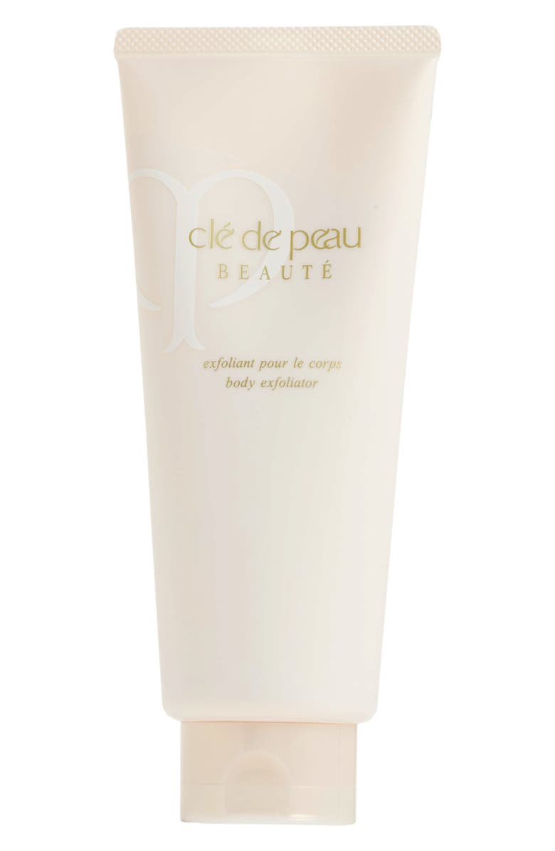 CLÉ DE PEAU BEAUTÉ Body Exfoliator, Main, color, NO COLOR