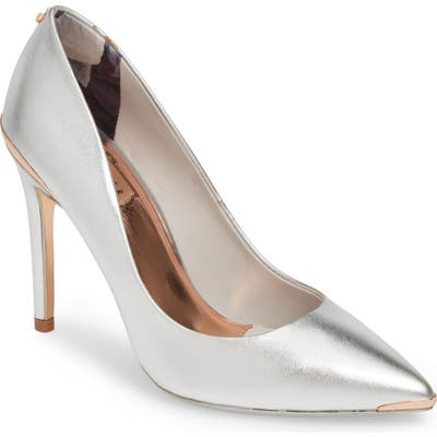 Ted Baker London Izibeli Pump, Metallic
