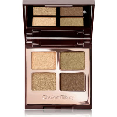 Charlotte Tilbury Luxury Eyeshadow Palette - Green Lights