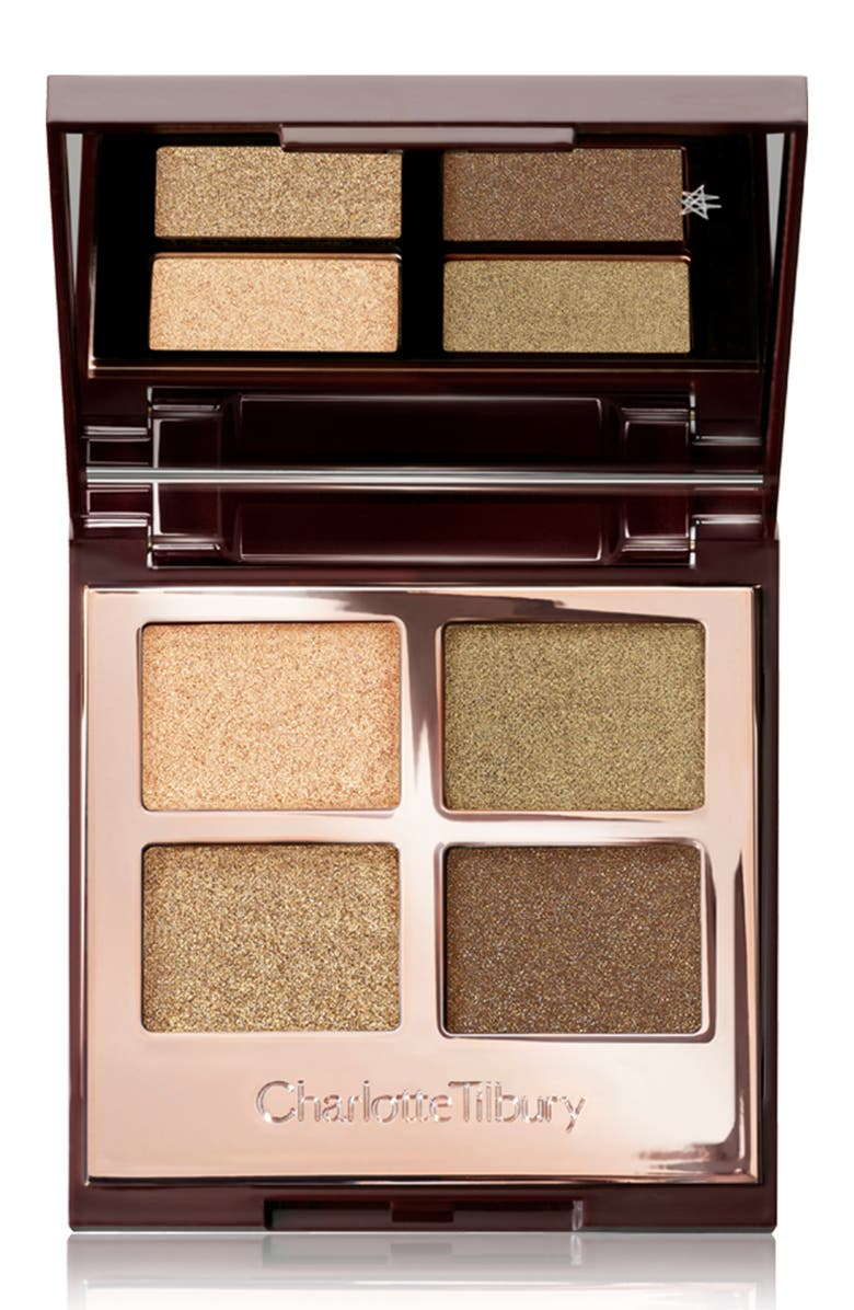 CHARLOTTE TILBURY Luxury Eyeshadow Palette, Main, color, GREEN LIGHTS