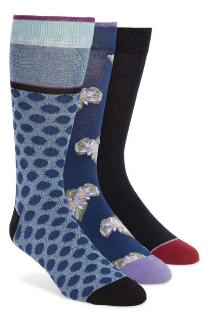 Ted Baker Socks 3-PACK SOCKS