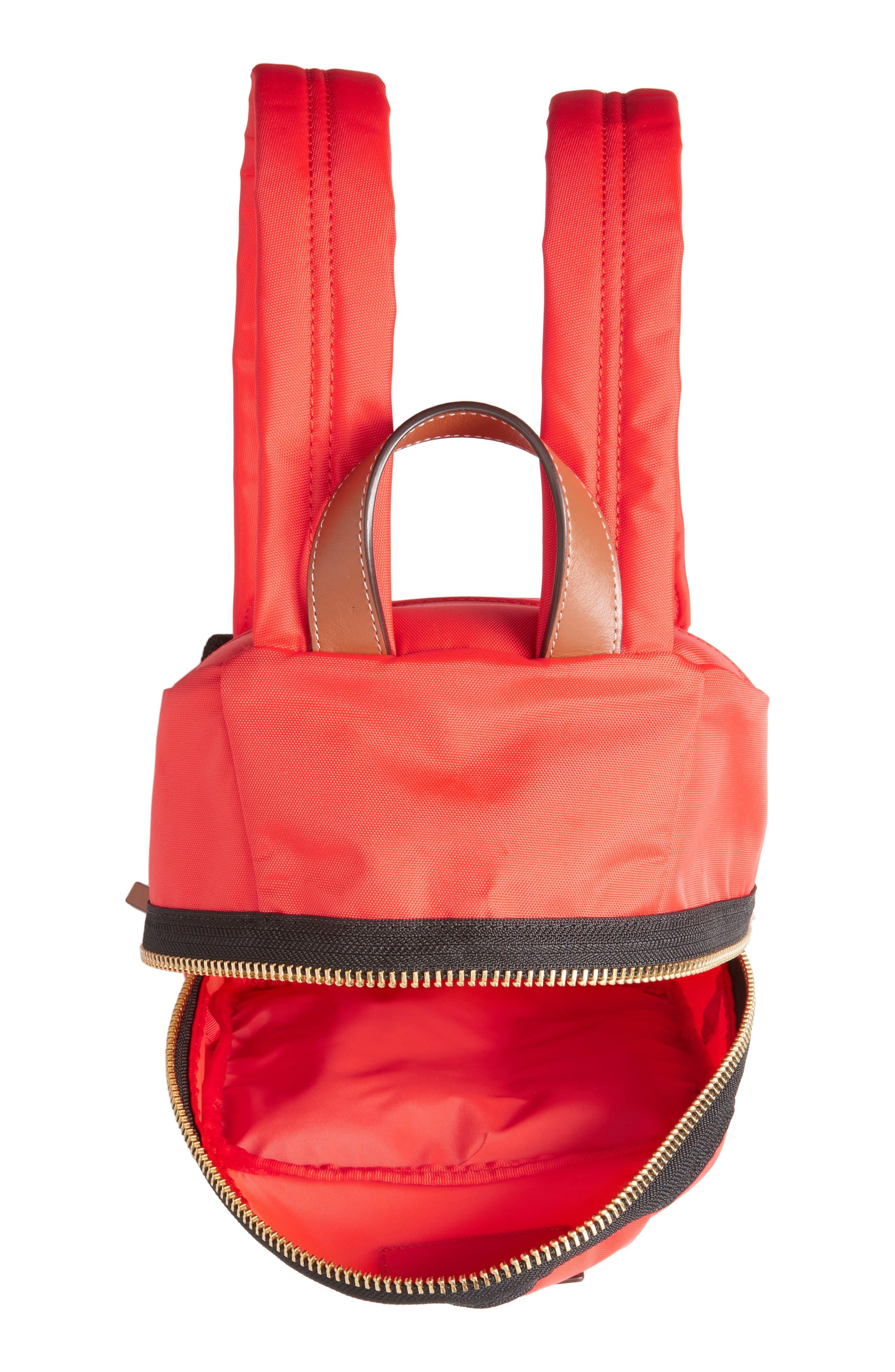 ,                             'Mini Biker' Nylon Backpack,                             Alternate thumbnail 23, color,                             600