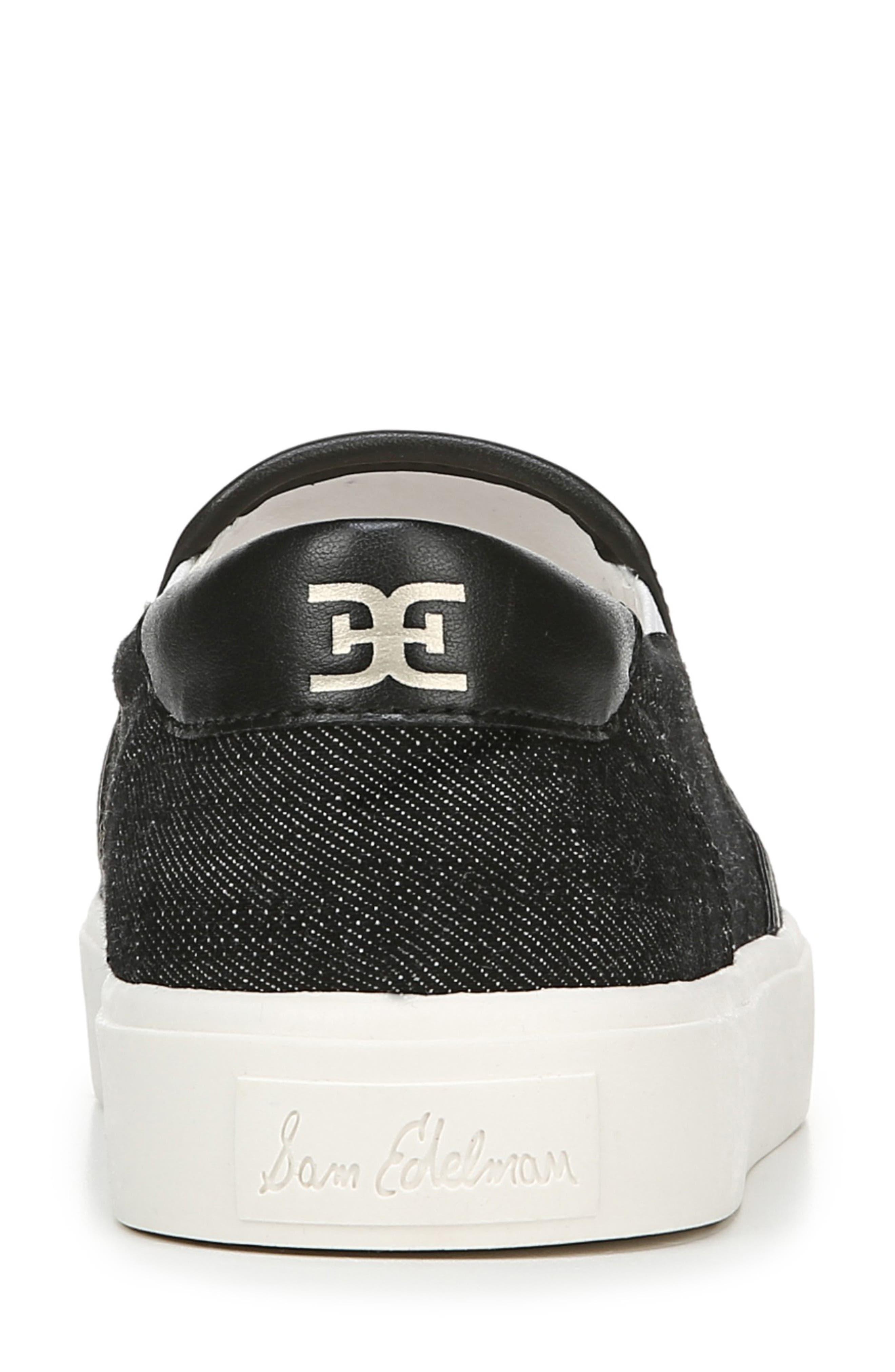 ,                             Evelina 5 Slip On Sneaker,                             Alternate thumbnail 7, color,                             001