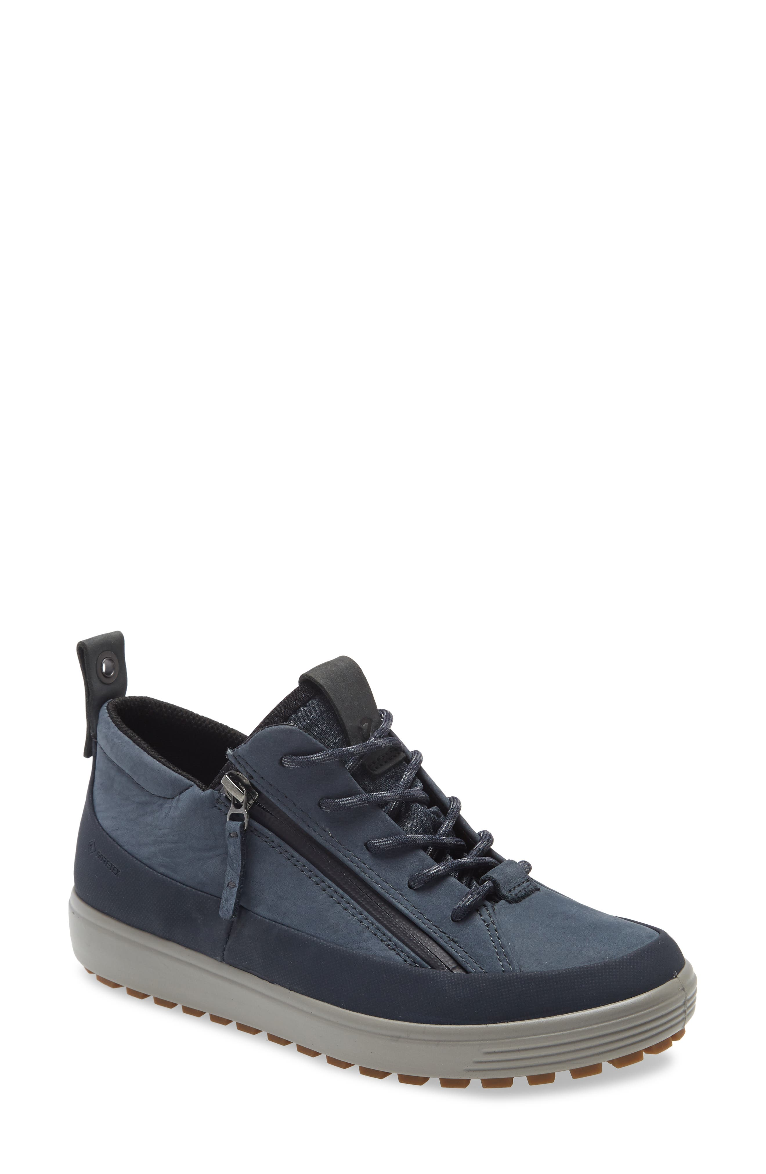 Women s Ecco Soft 7 Gore Tex Waterproof Sneaker E5180