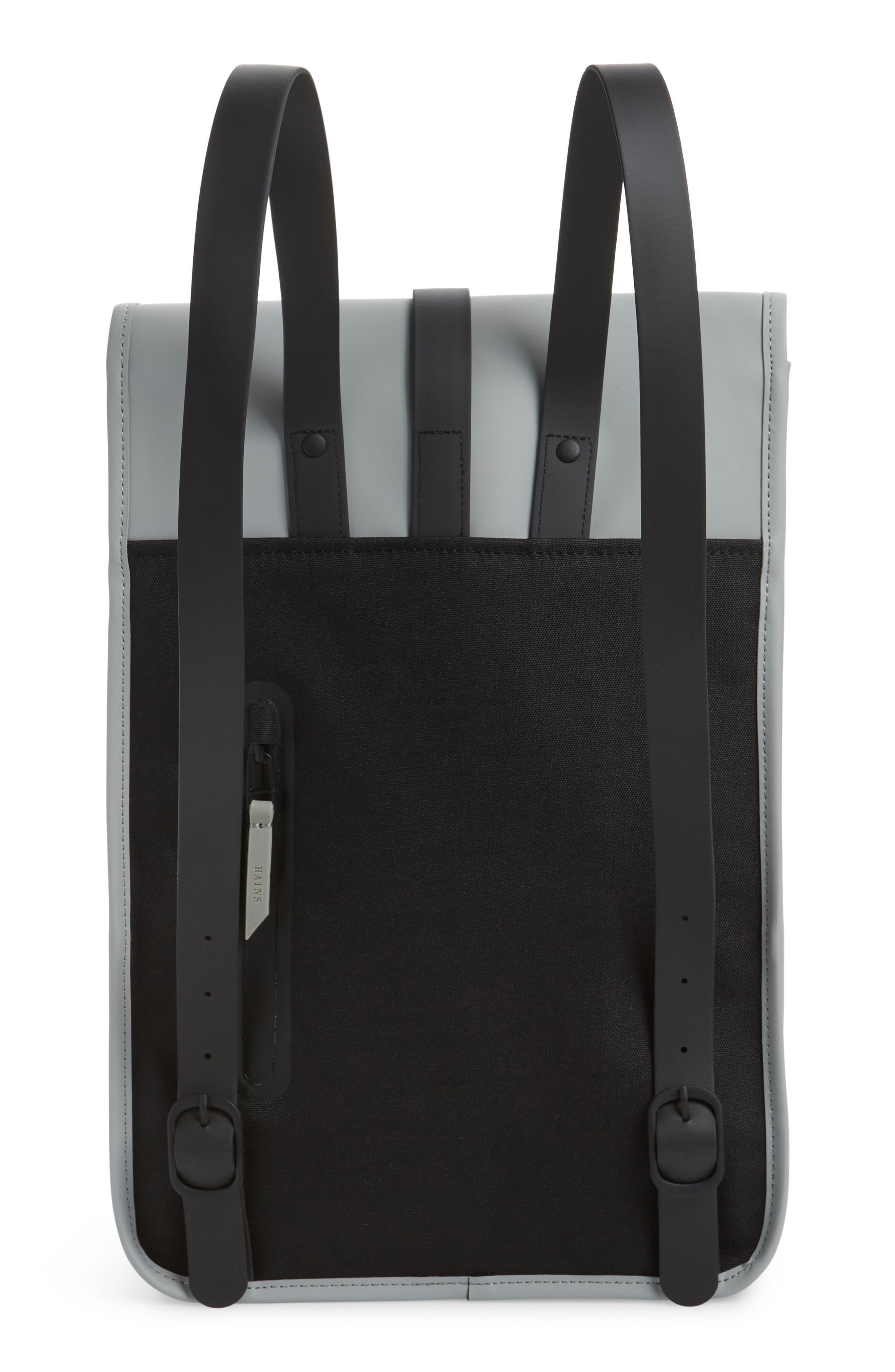 ,                             Mini Waterproof Backpack,                             Alternate thumbnail 4, color,                             STONE