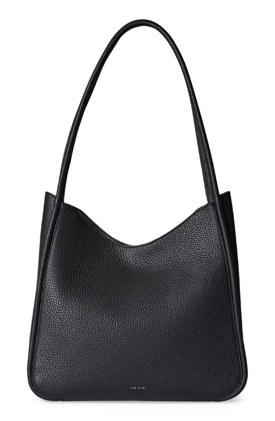 The Row SYMMETRIC LEATHER TOTE