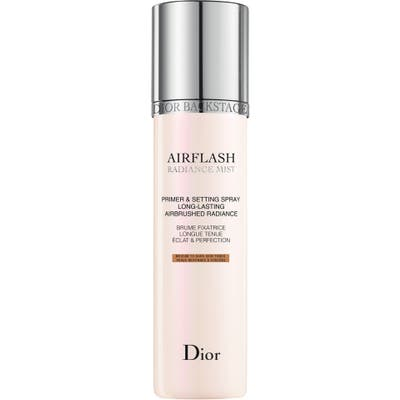 Dior Backstage Airflash Radiance Mist Primer & Setting Spray - 002 Medium/deep Radiance