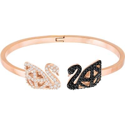 Swarovski Swan Cuff Bracelet