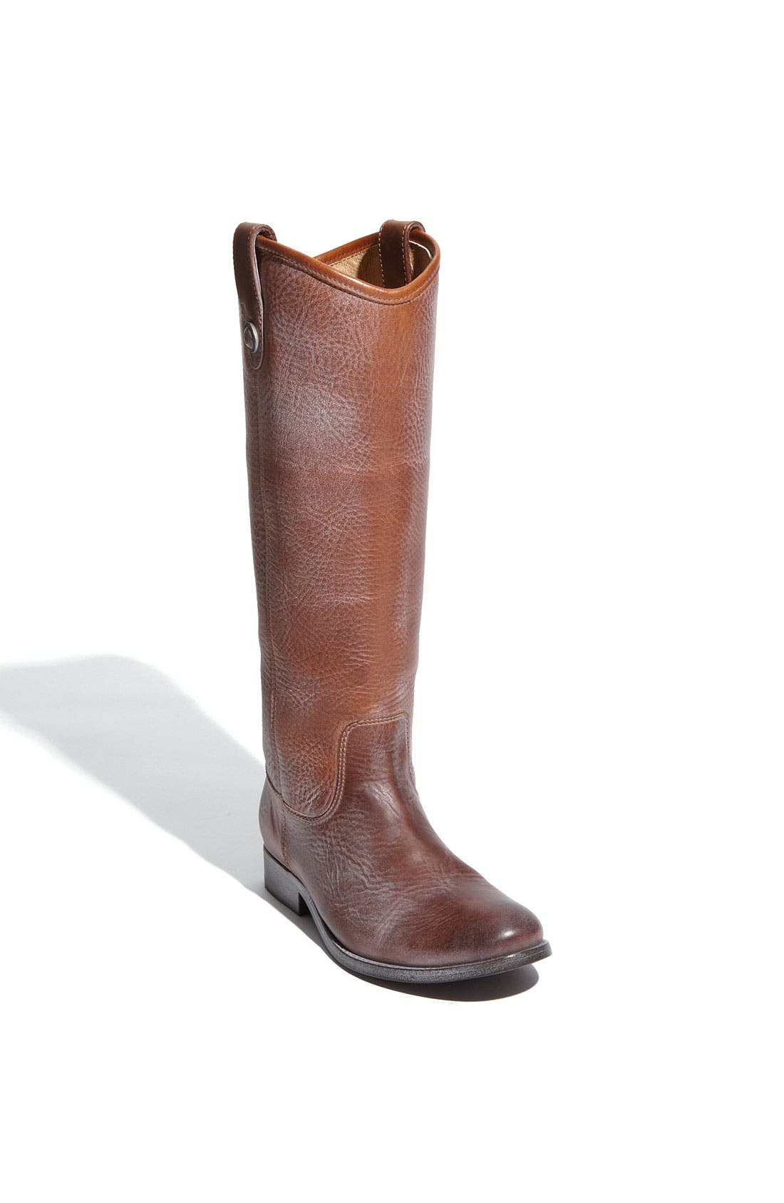,                             'Melissa Button' Leather Riding Boot,                             Main thumbnail 131, color,                             244
