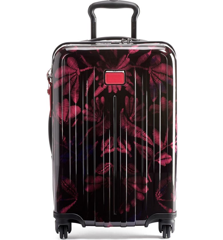 TUMI V4 Collection 22-Inch International Expandable Spinner Carry-On, Main, color, 001